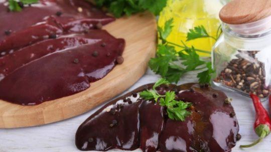 Почему не получается говяжья печень: горькая, сухая, не жуется